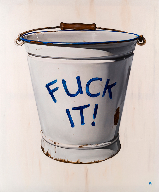 Defence of the Inanimate – Fuck it Bucket