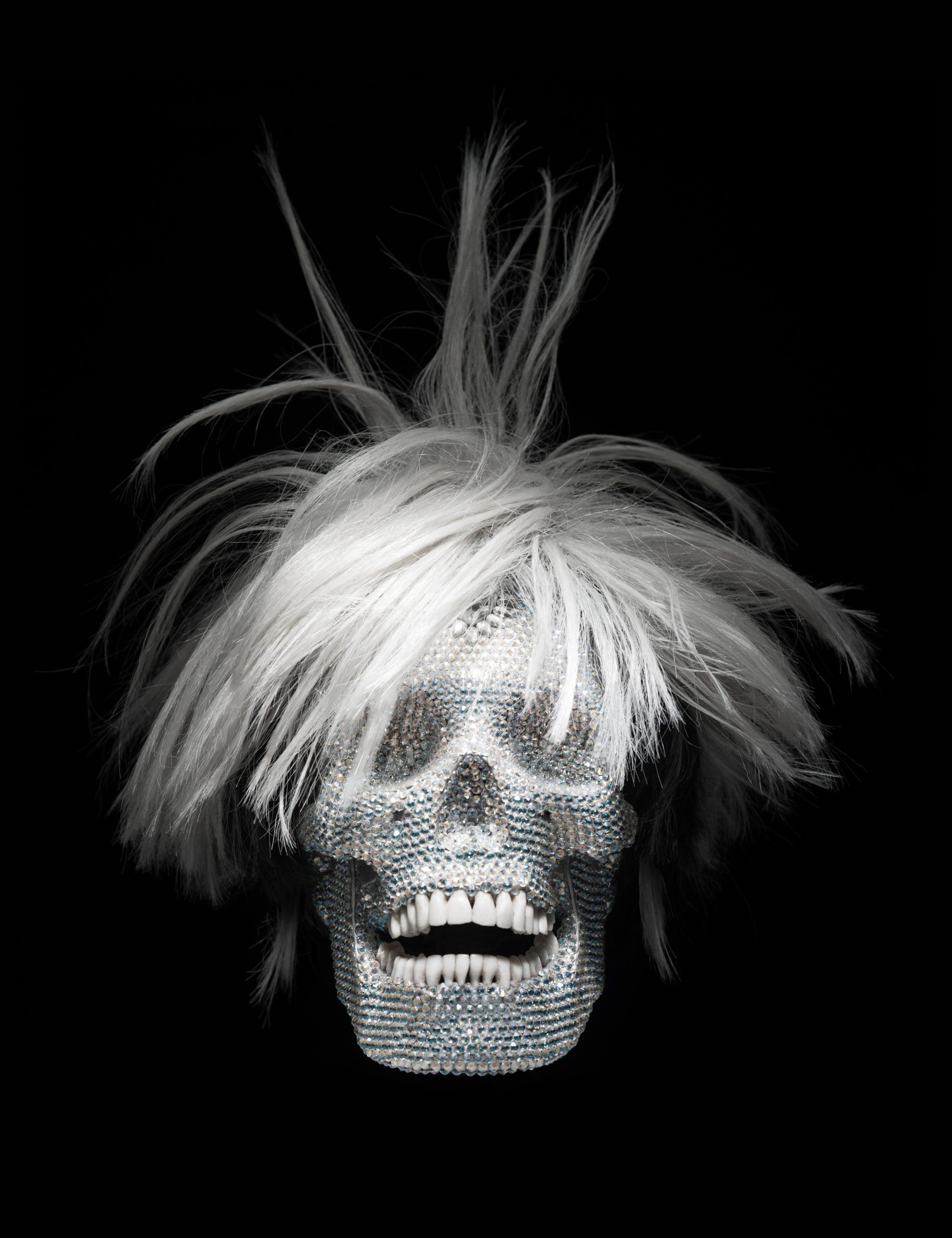 For the Love of Pop – Swarovski Skull